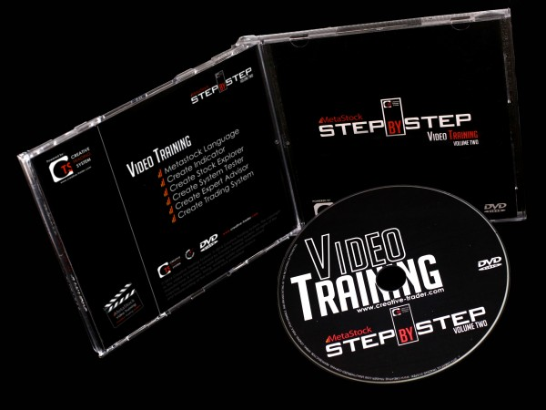 CD STEPBYSTEP Vol 2