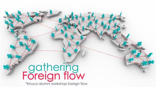 gathering foreign flow may 2016